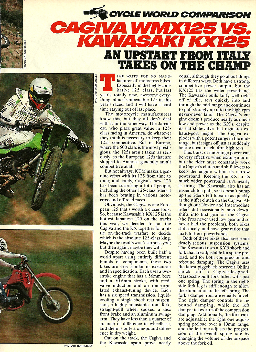 1985 Cagiva wmx125 vs Kawasaki kx125 road test 02.jpg