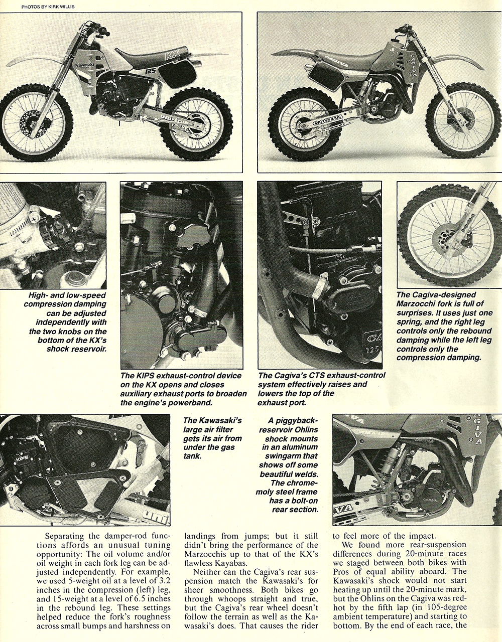 1985 Cagiva wmx125 vs Kawasaki kx125 road test 03.jpg