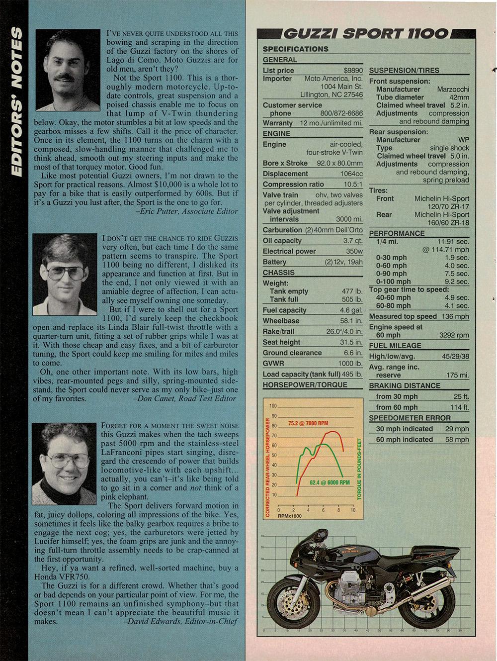 1995 Moto Guzzi Sport 1100 road test 5.jpg