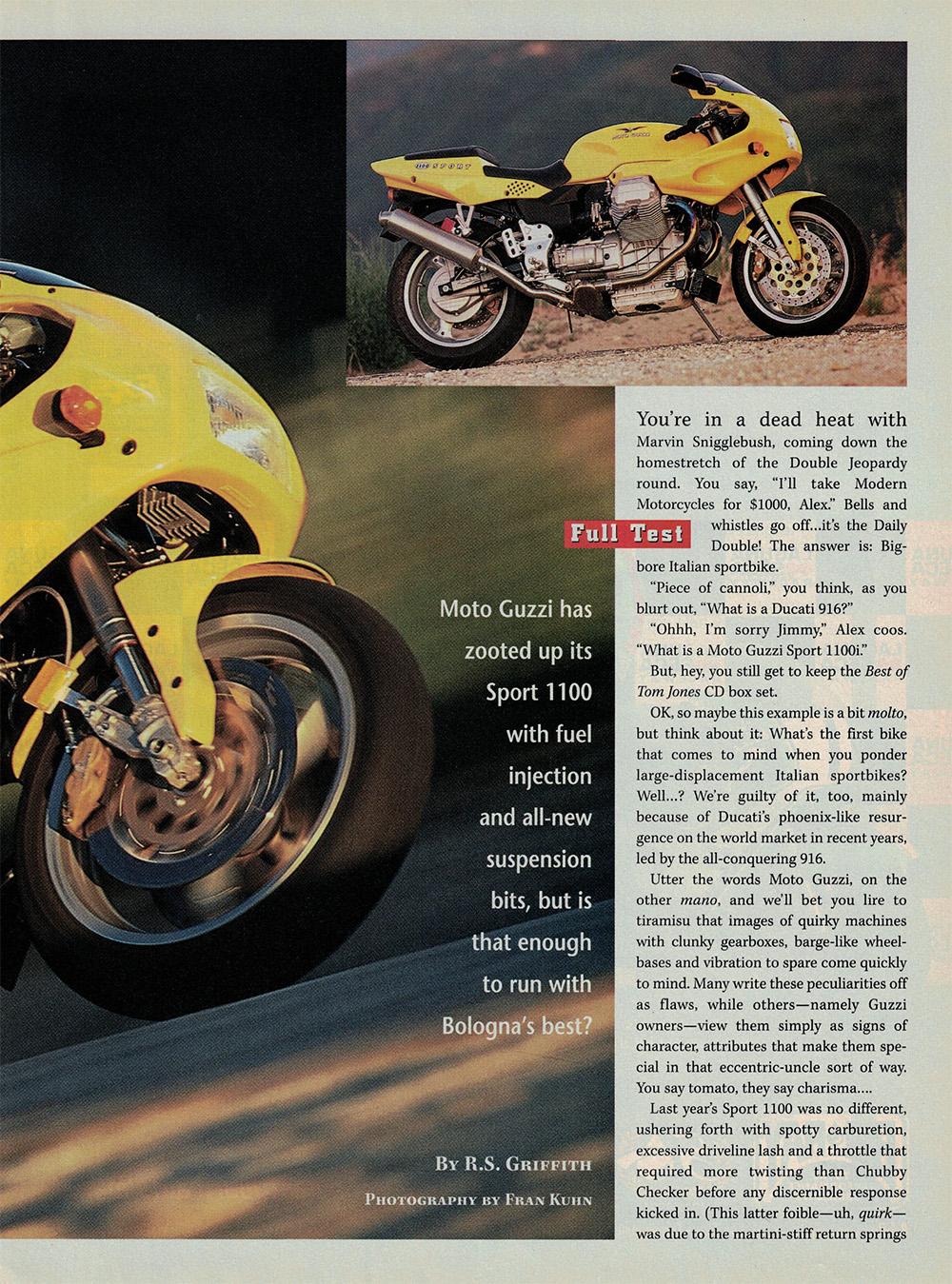 1997 Moto Guzzi Sport 1100i road test 2.jpg