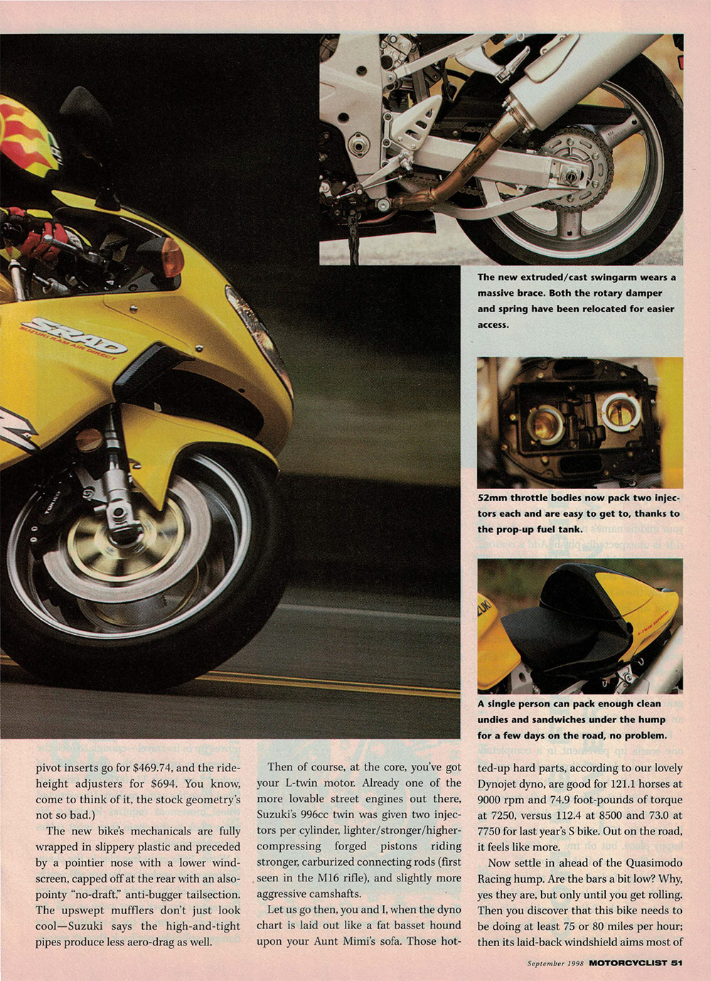 1998 Suzuki TL1000R road test 04.jpg