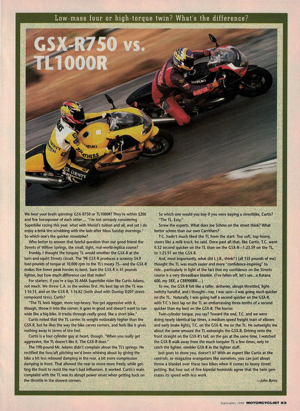 1998 Suzuki TL1000R road test 06.jpg