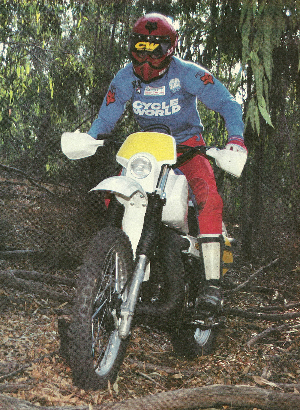 1981 Yamaha IT250H road test 02.jpg
