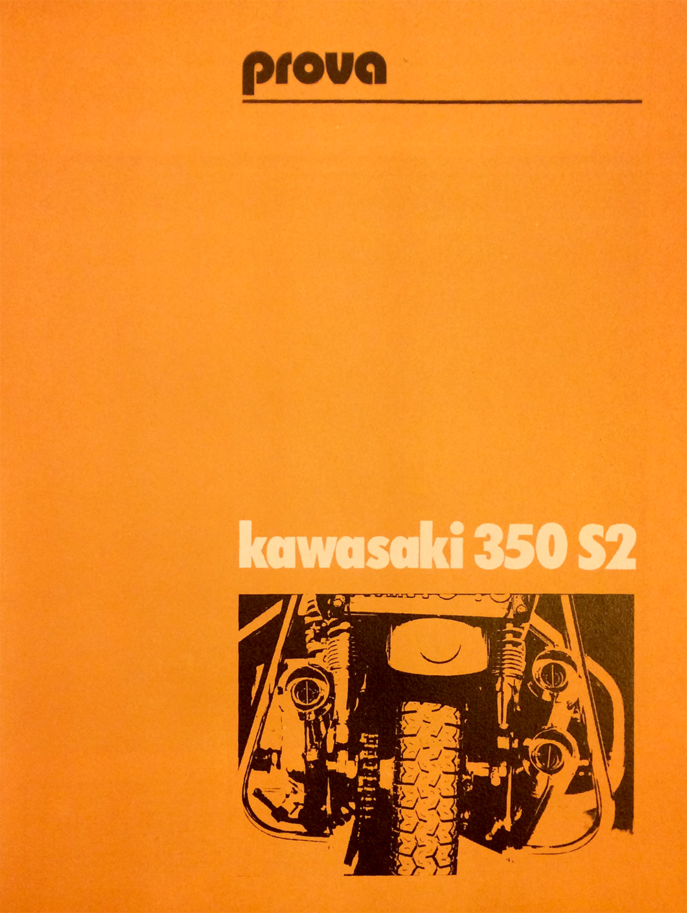 1971 Kawasaki 350 S2 Italy road test 01.jpg