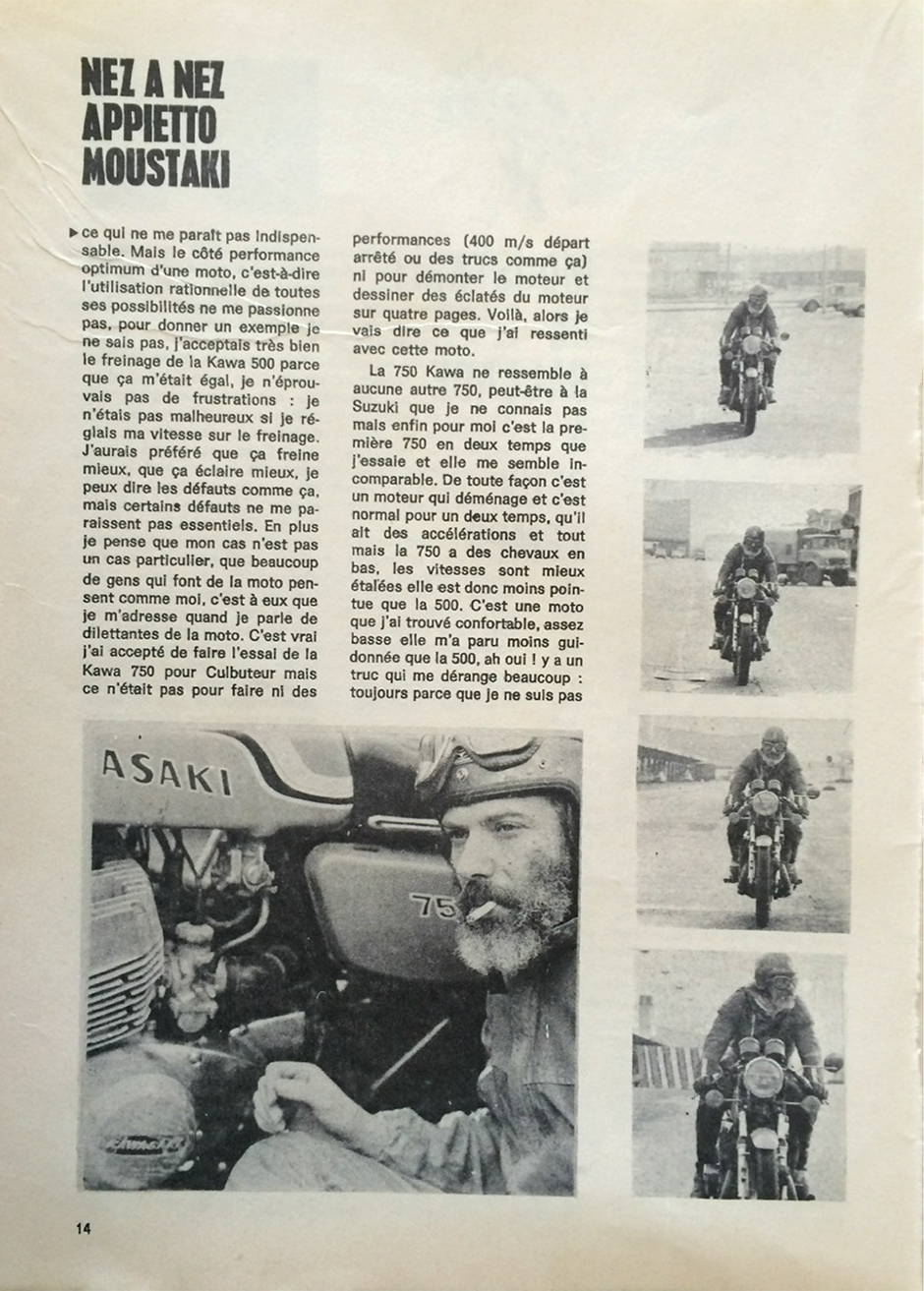1972 Kawasaki 750 H2 road test france 07.jpg