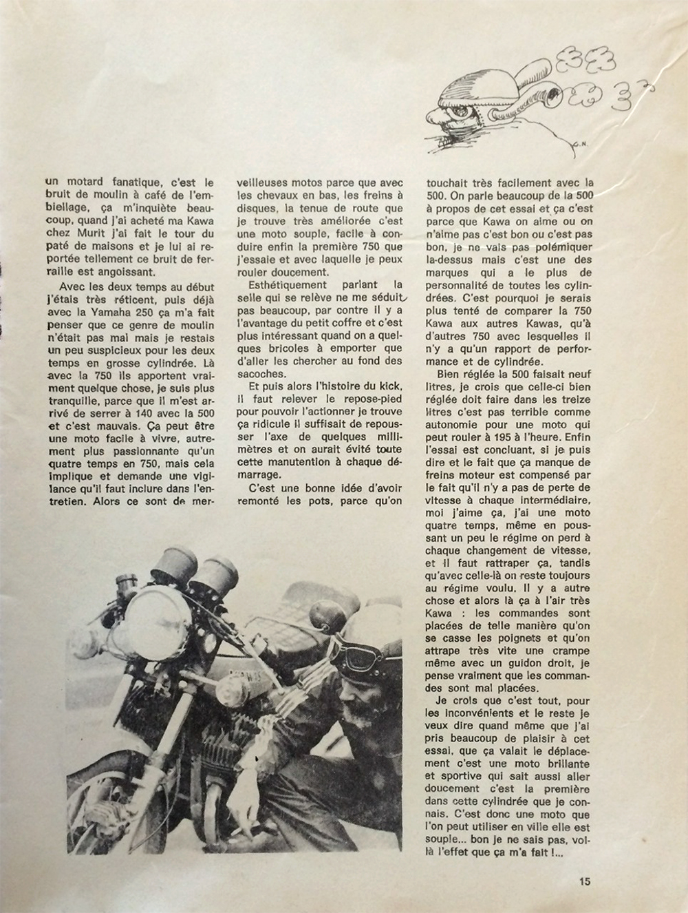 1972 Kawasaki 750 H2 road test france 08.jpg