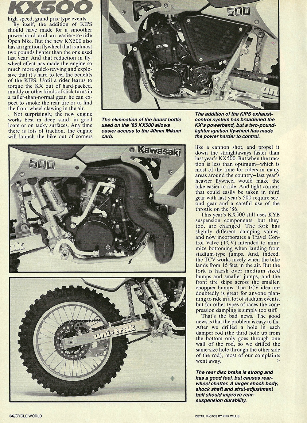 1986 Kawasaki KX500 road test 03.jpg