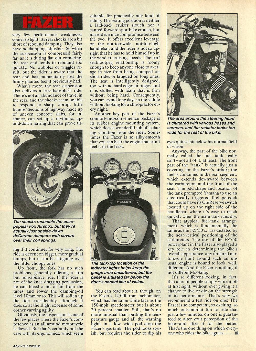 1986 Yamaha Fazer FZX700 road test 05.jpg