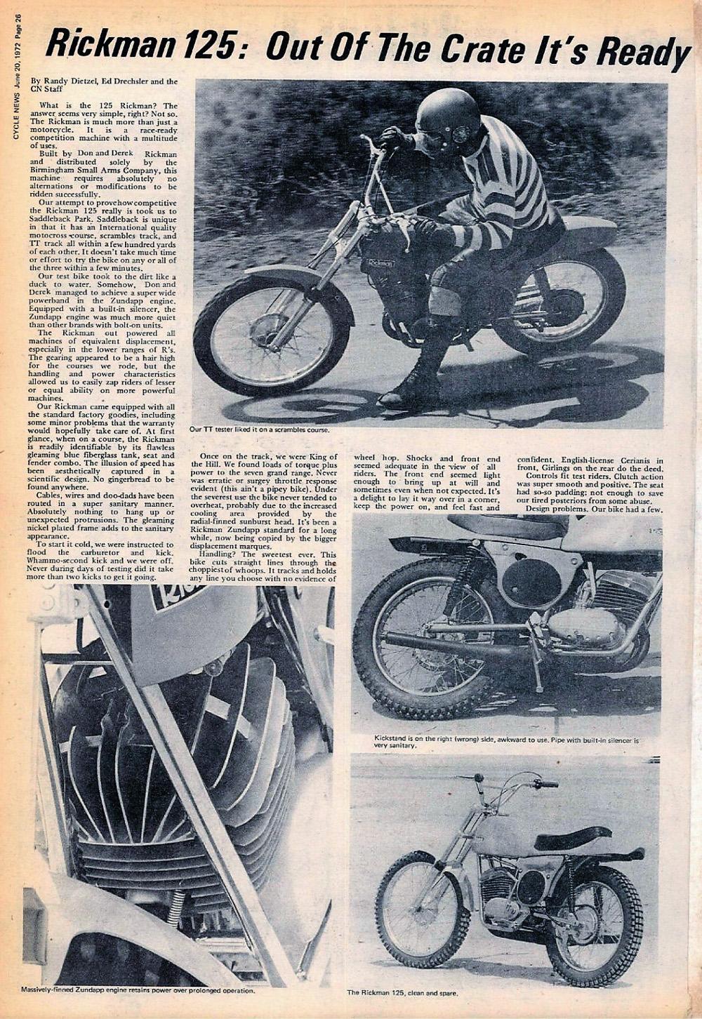 1972 Rickman 125 road test 01.jpg