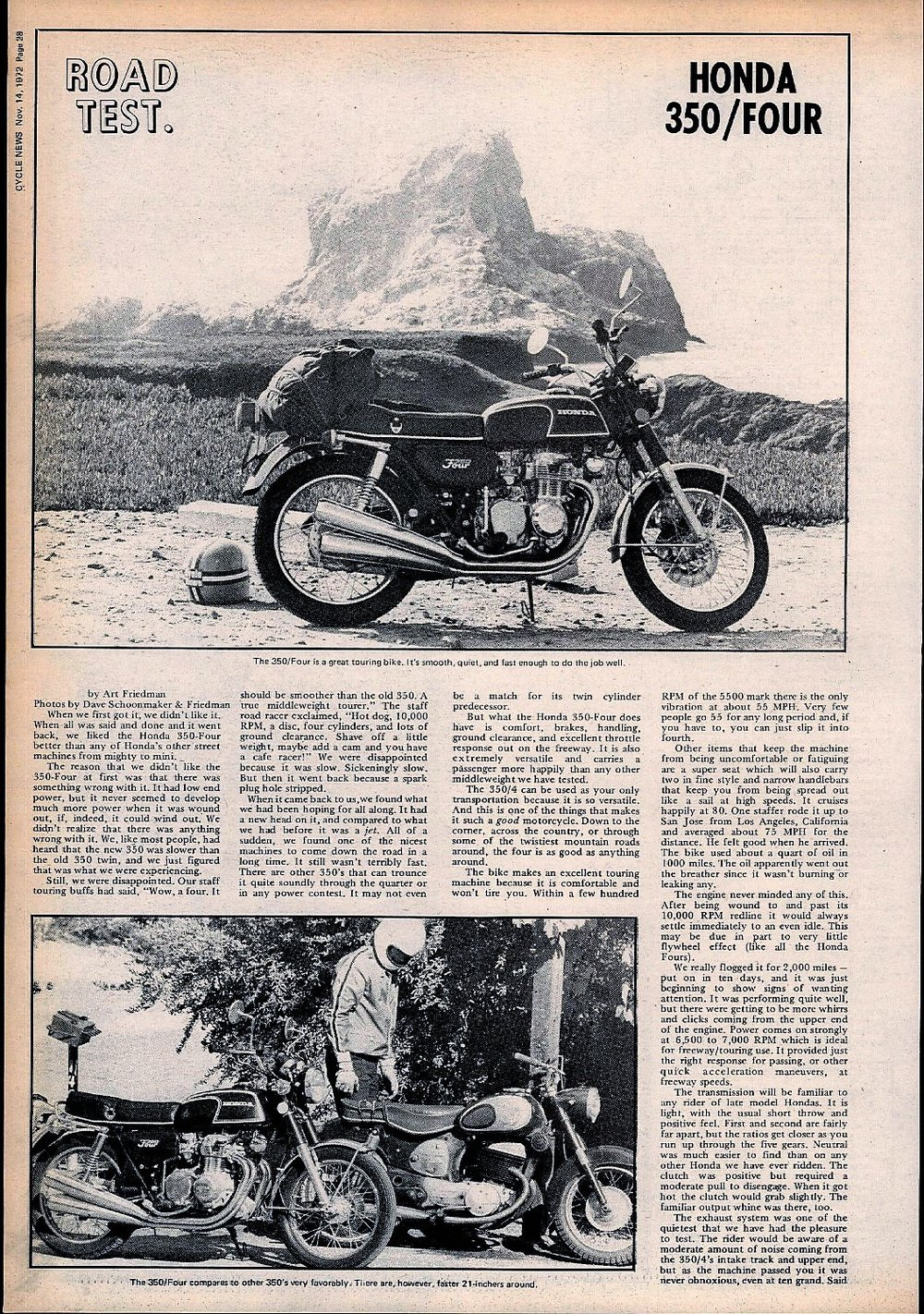 Honda 350 1972 road test 1.jpg