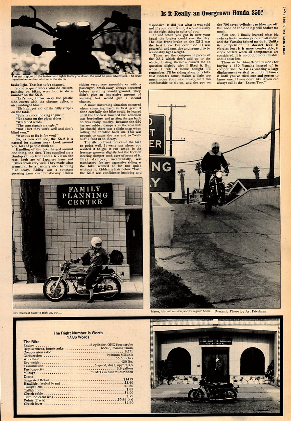1973 Yamaha XS650 road test. 2.jpg