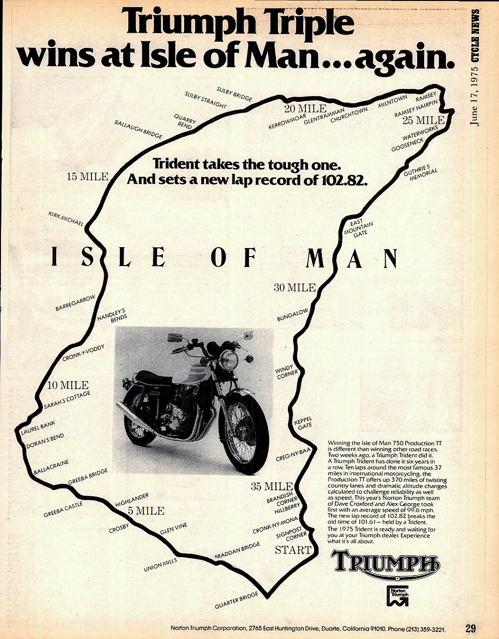 1975 Triumph T160 road test. 5.jpg