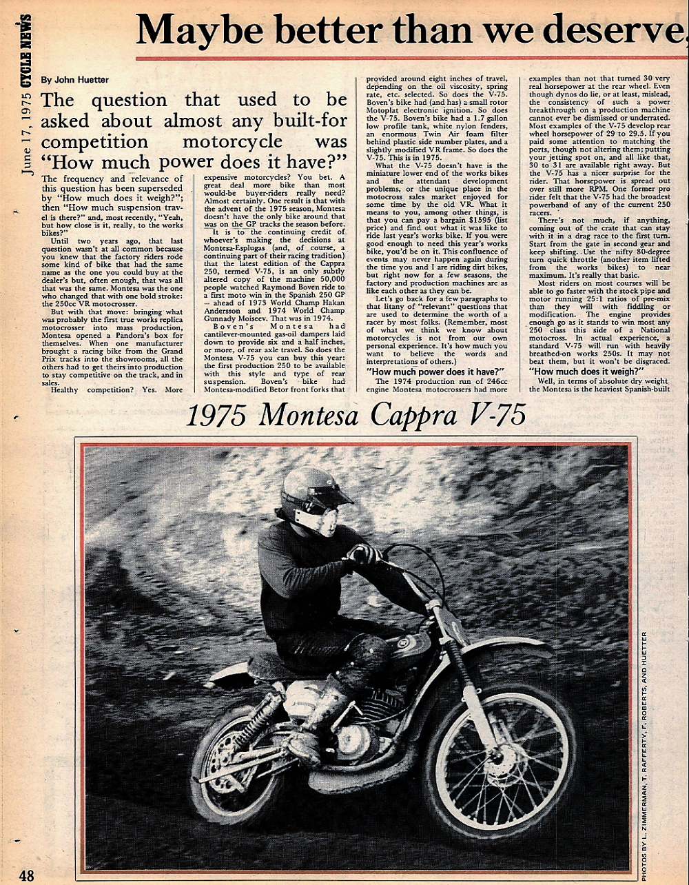 1975 Montesa Cappra V-75 road test. 1.jpg