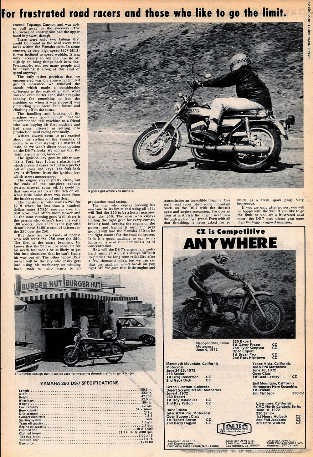 1972 Yamaha 250 DS 7 road test.2..jpg