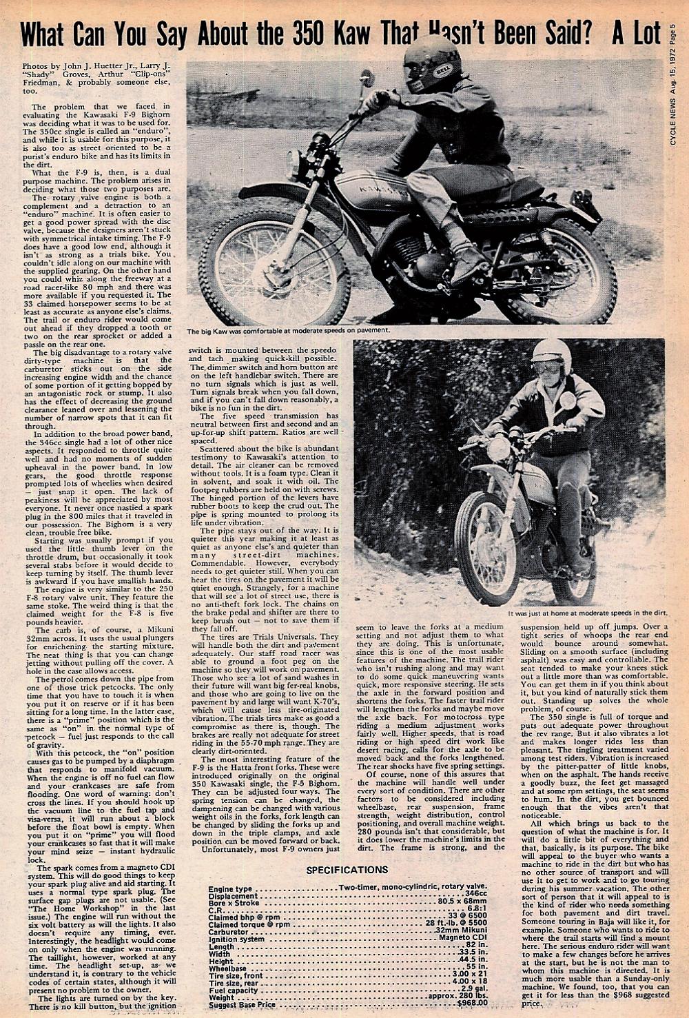1972 Kawasaki Bighorn road test.jpg