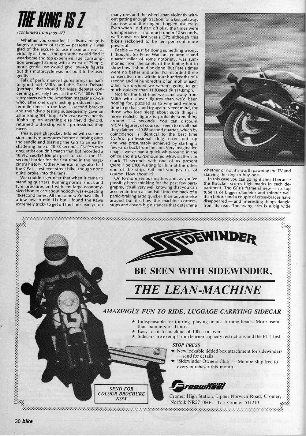 1983 Kawasaki GPZ 1100 road test. 4.jpg