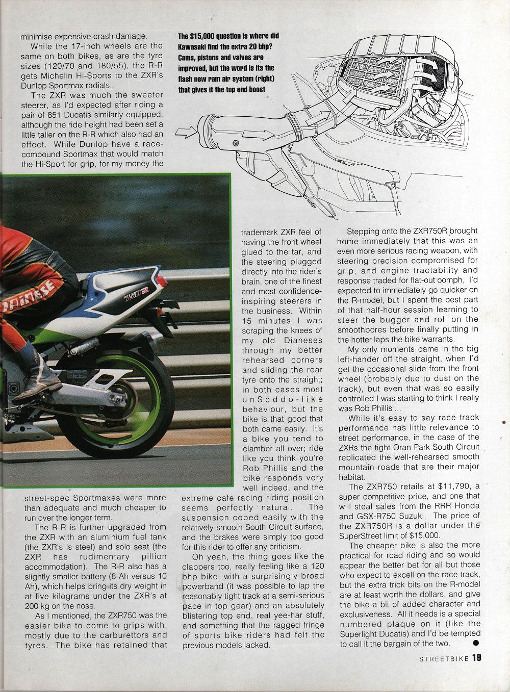 1993 Kawasaki ZXR750s road test. 3.jpg
