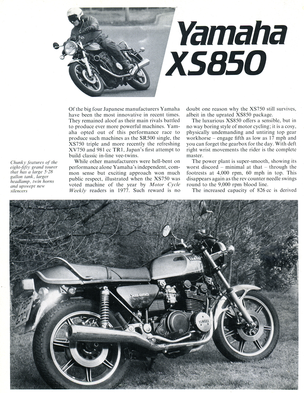 1982 Yamaha XS850 road test. 1.jpg