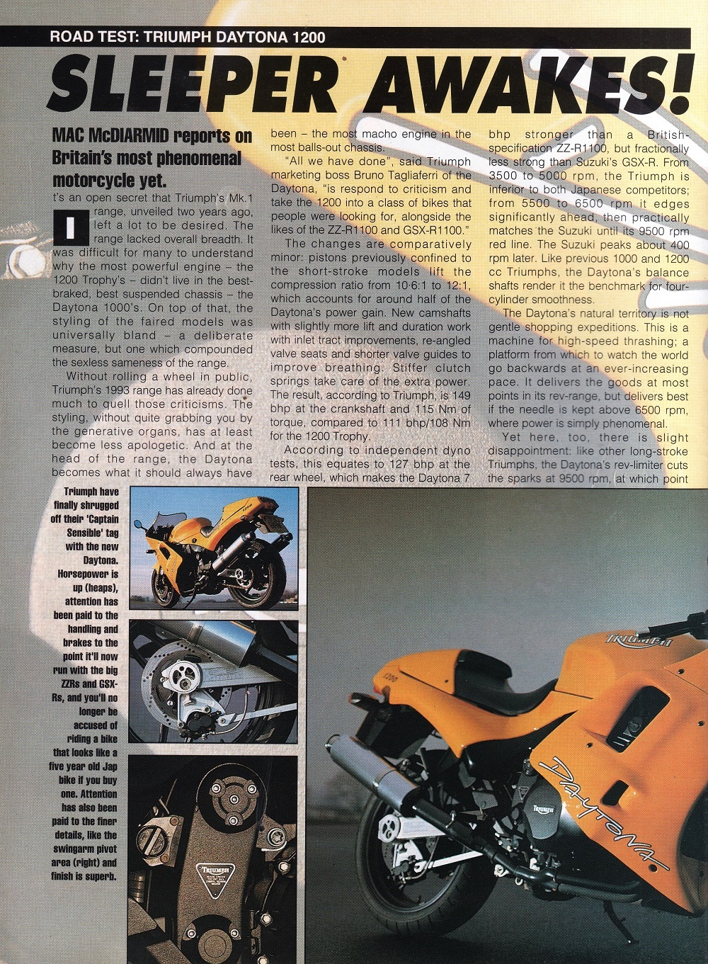 1993 Triumph Daytona 1200 road test. 1.jpg