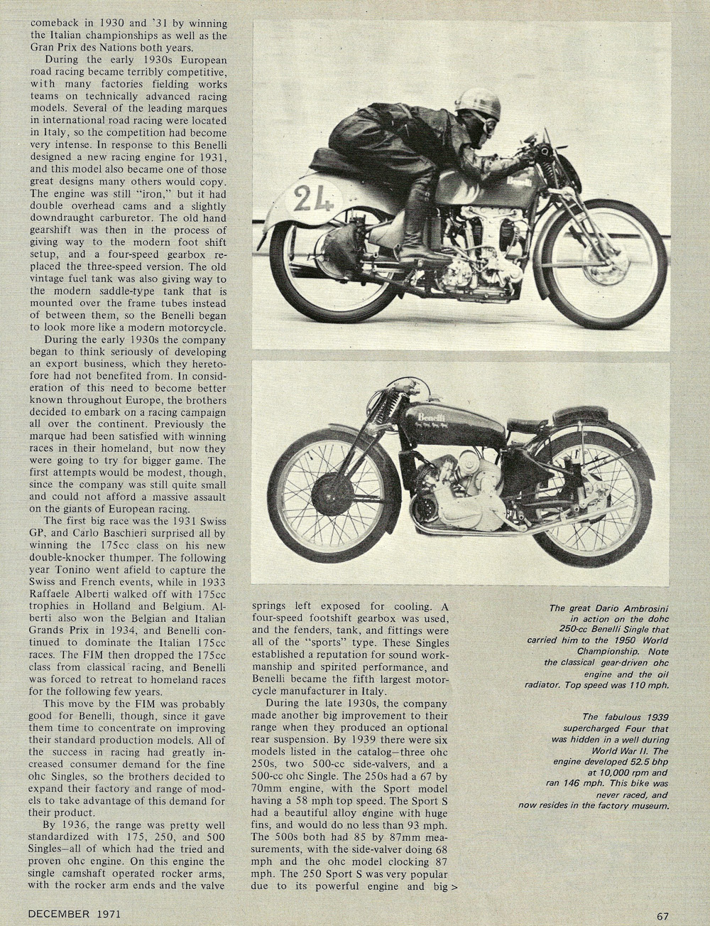 1971 History of Benelli 03.jpg