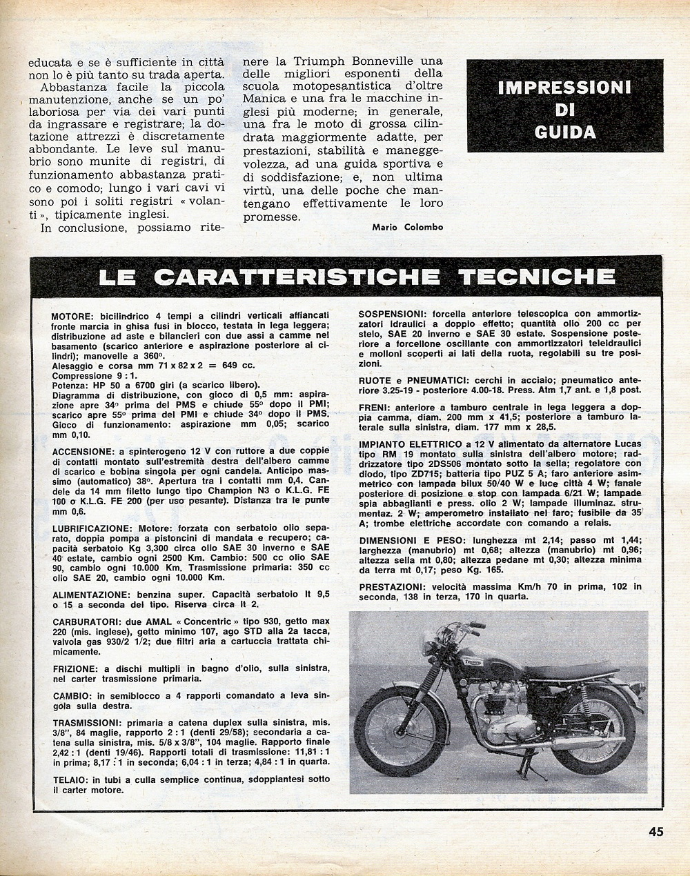 1969 Triumph Bonneville road test. 12.jpg