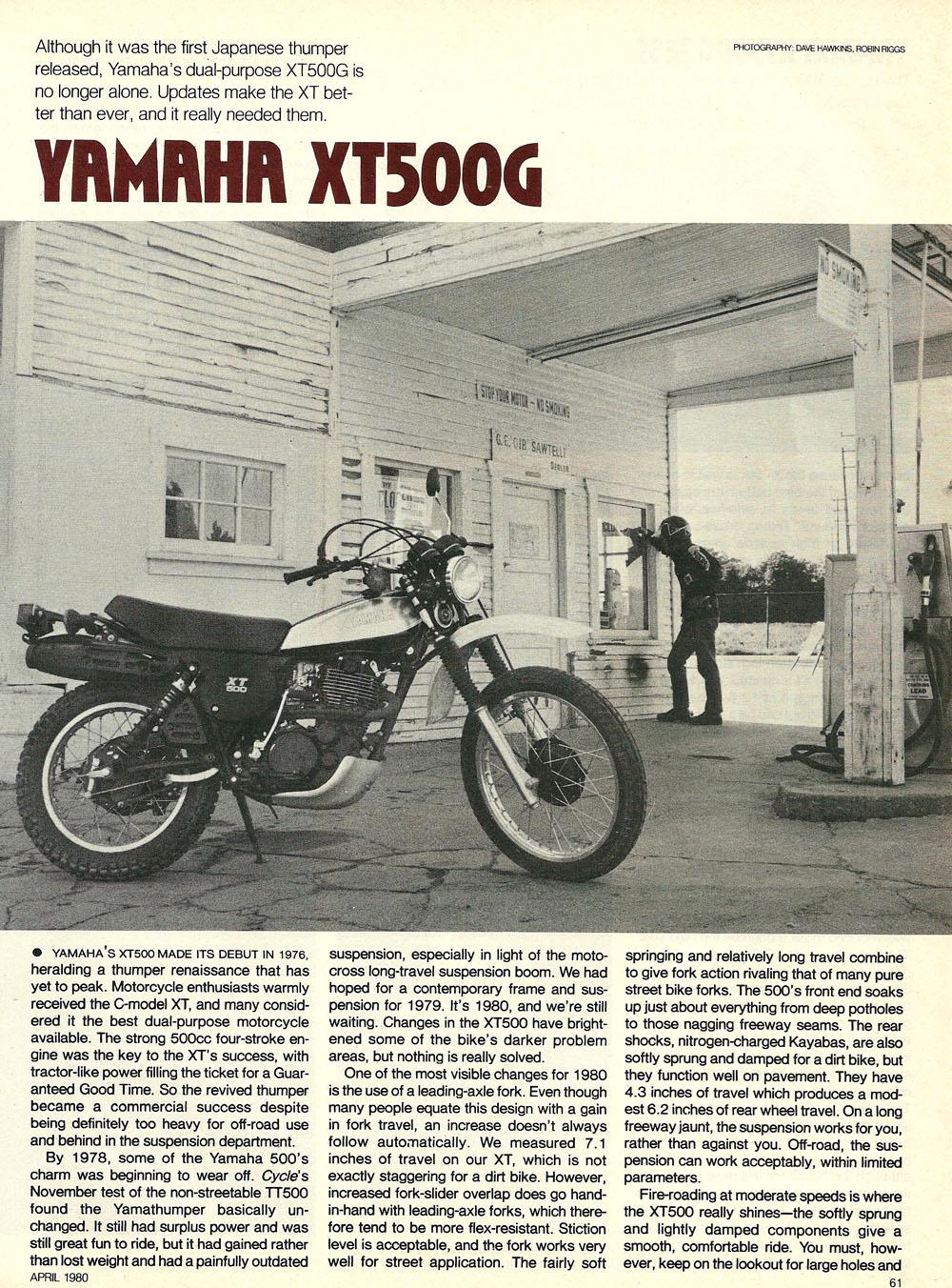1980 Yamaha XT500G road test 01.jpg