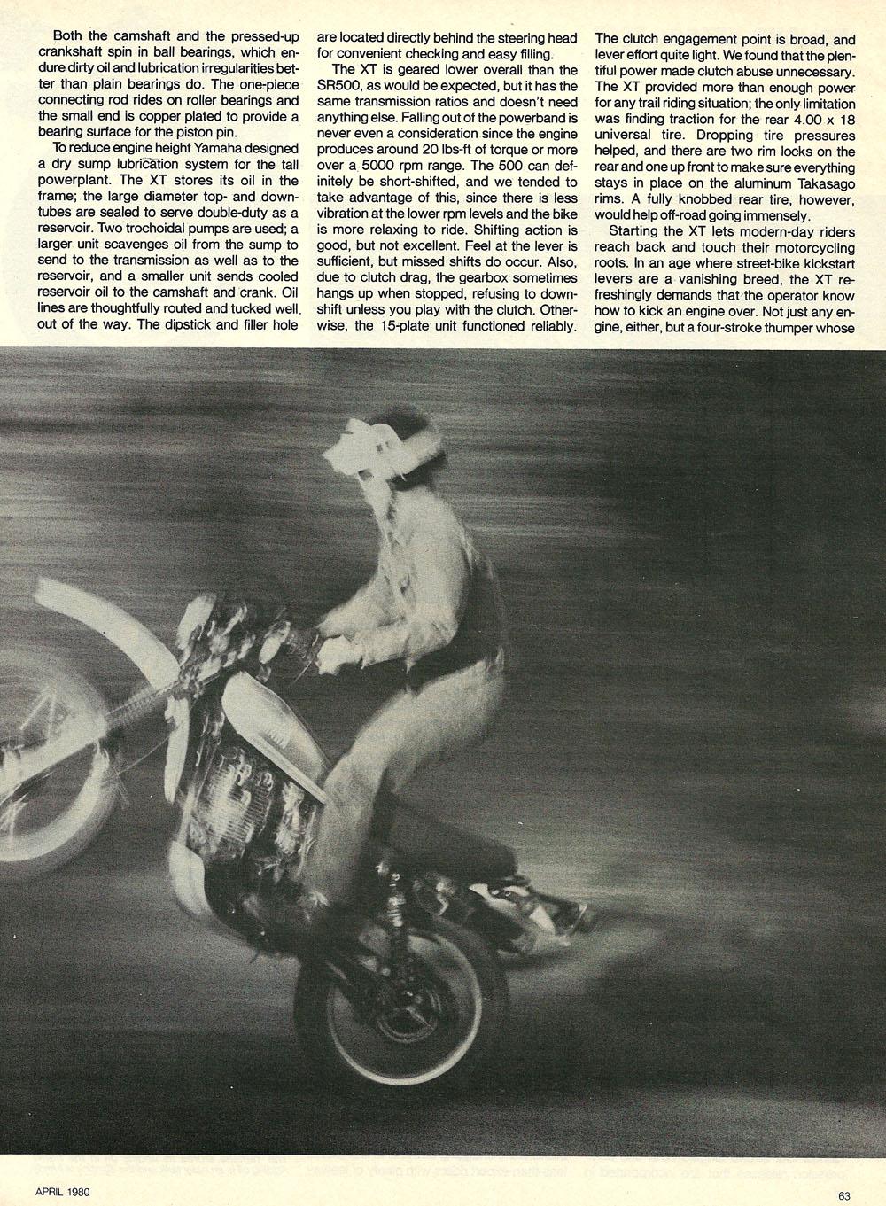 1980 Yamaha XT500G road test 03.jpg