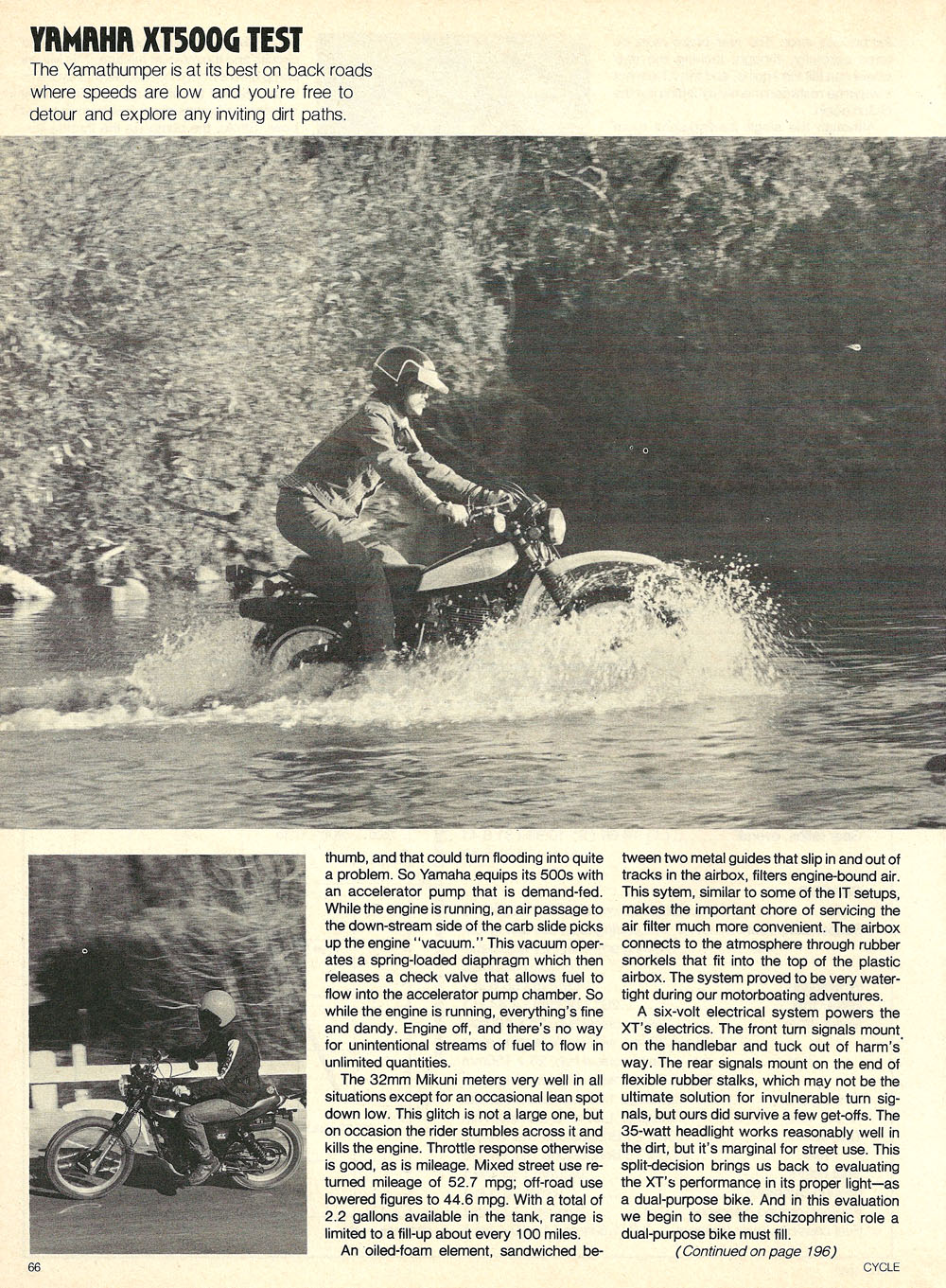 1980 Yamaha XT500G road test 06.jpg