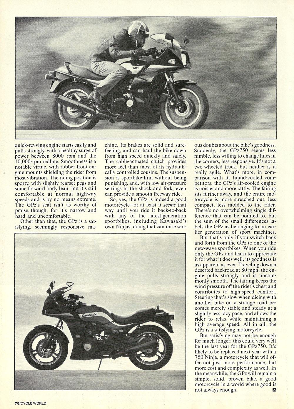 1985 Kawasaki GPz750 road test 03.jpg