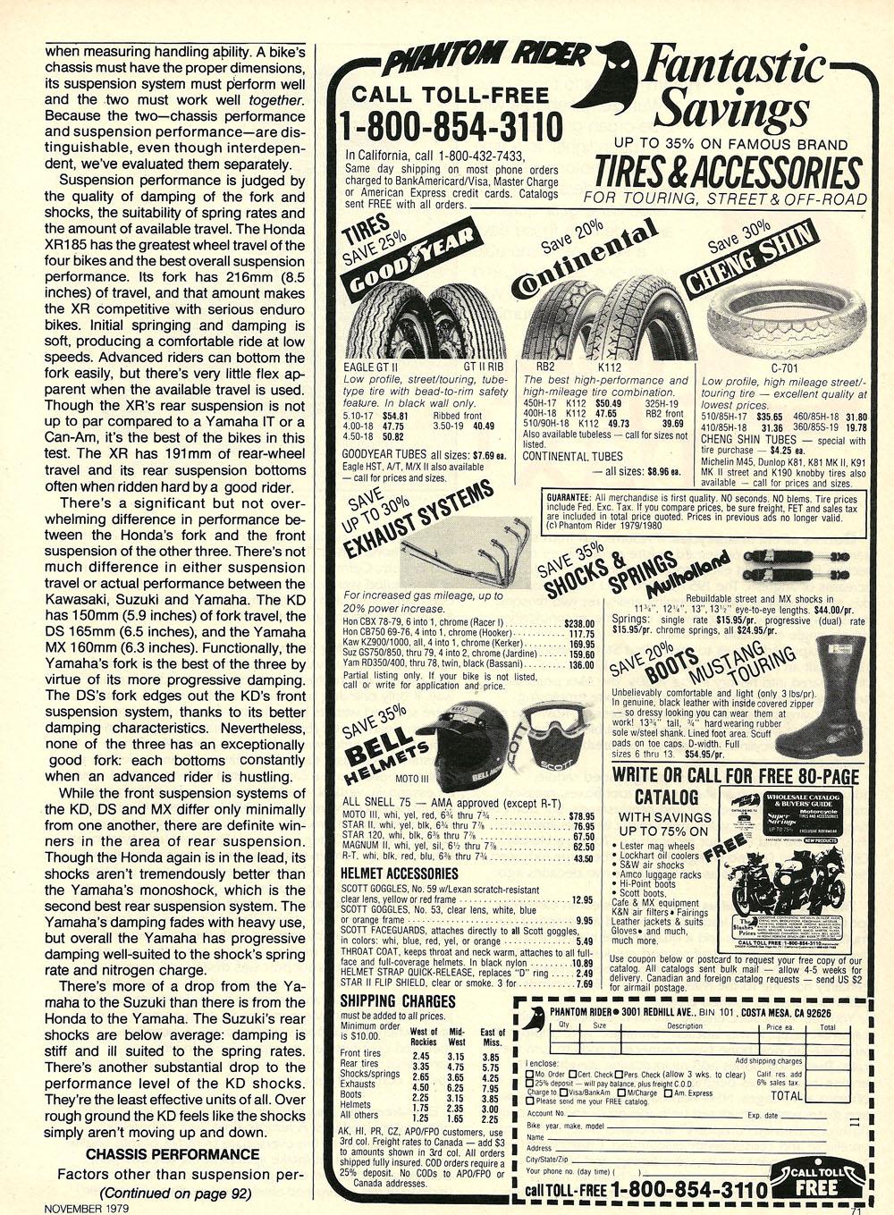 1979 Comparison XR185 KD175 DS185 MX175 test 08.jpg