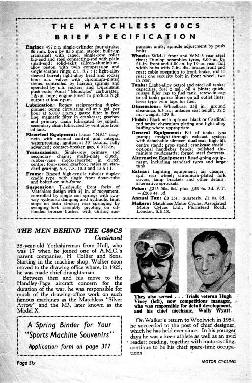 1958 Matchless G80CS. A post war history.5.jpg