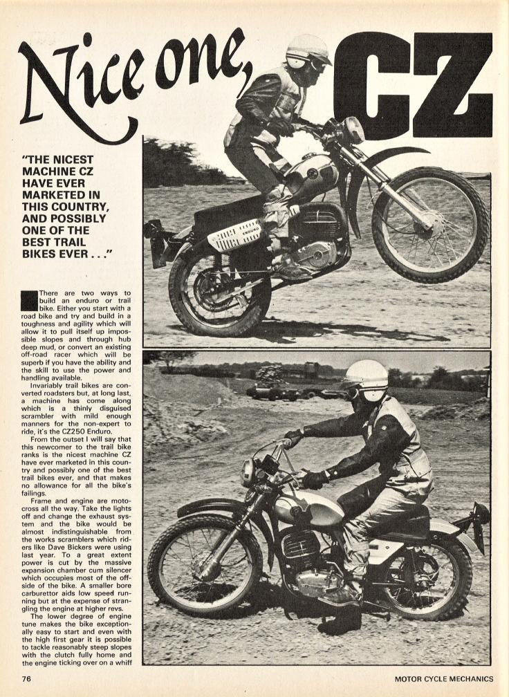 1975 CZ 250 Enduro road test.1.jpg