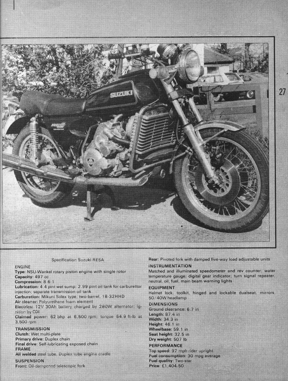 1977 Suzuki RE5 road test.6.jpg