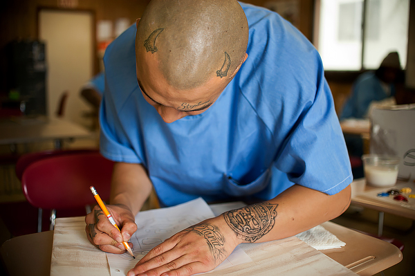 Arts Education in State Prison