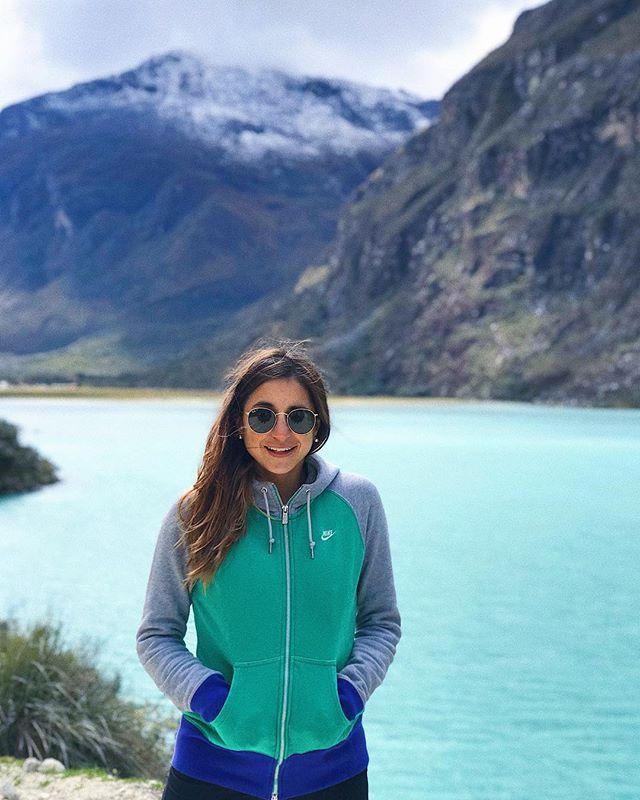 Hola desde uno de los lugares más hermosos que tiene nuestro Perú! 💛Simplemente agradecida y FELIZ de estar aquí y haber vivido una nueva experiencia a todo nivel - físico, mental y emocional! ✨