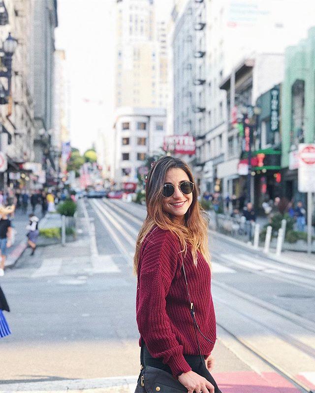 Hola San Francisco! 🌿 Tus calles, colinas, arte y colores... 💛 Buen punto de partida para un viaje espero sea memorable! ✨