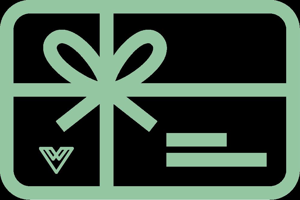 Vandervie Gift Cards