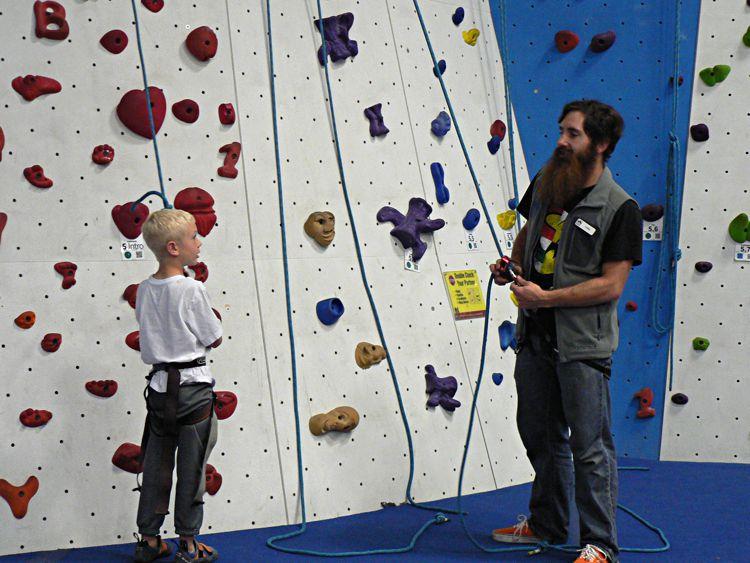Earth Treks Climbing Center, Golden