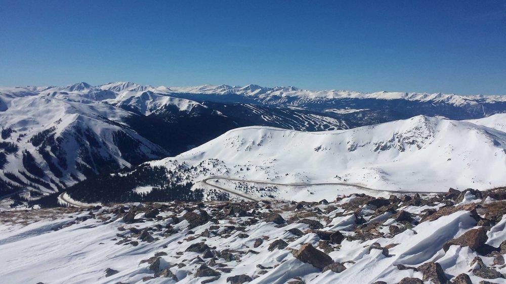 Grizzly Peak Colorado