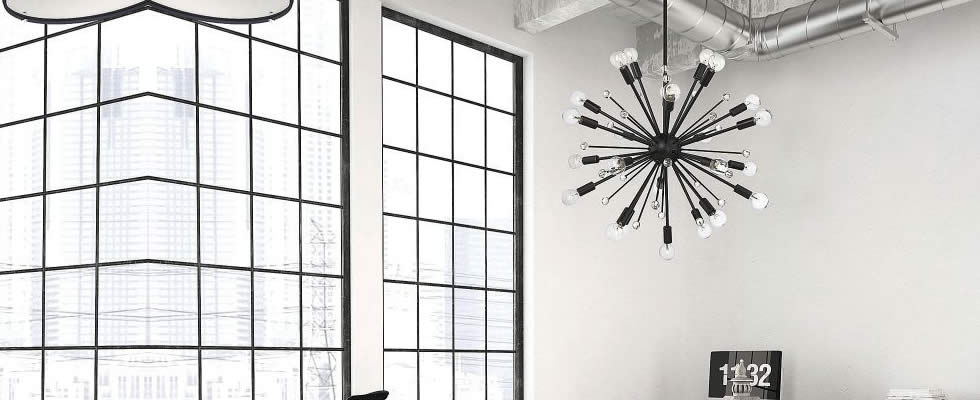 LIGHTING - Chandeliers, Sconces, Fans