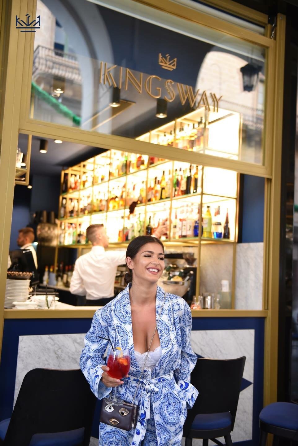 Romea Adler, lifestyle blogger malta, kingsway, cafe malta top 5 places to go in malta.JPG