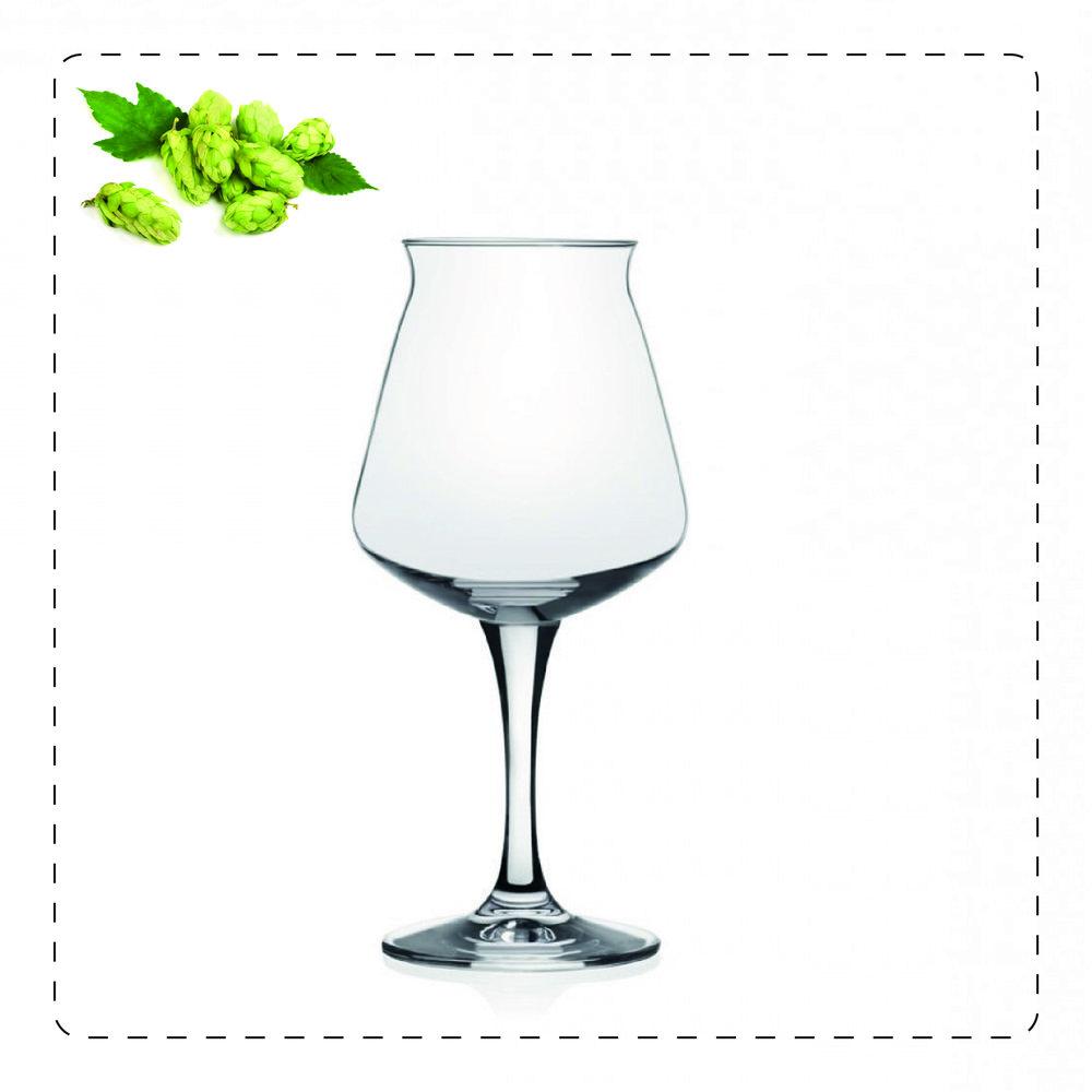 TEKU  Simbolo della birra artigianale, in realtà, è studiato come bicchiere universale per la degustazione della birra, esaltando gli aromi e le peculiarità di ogni prodotto.