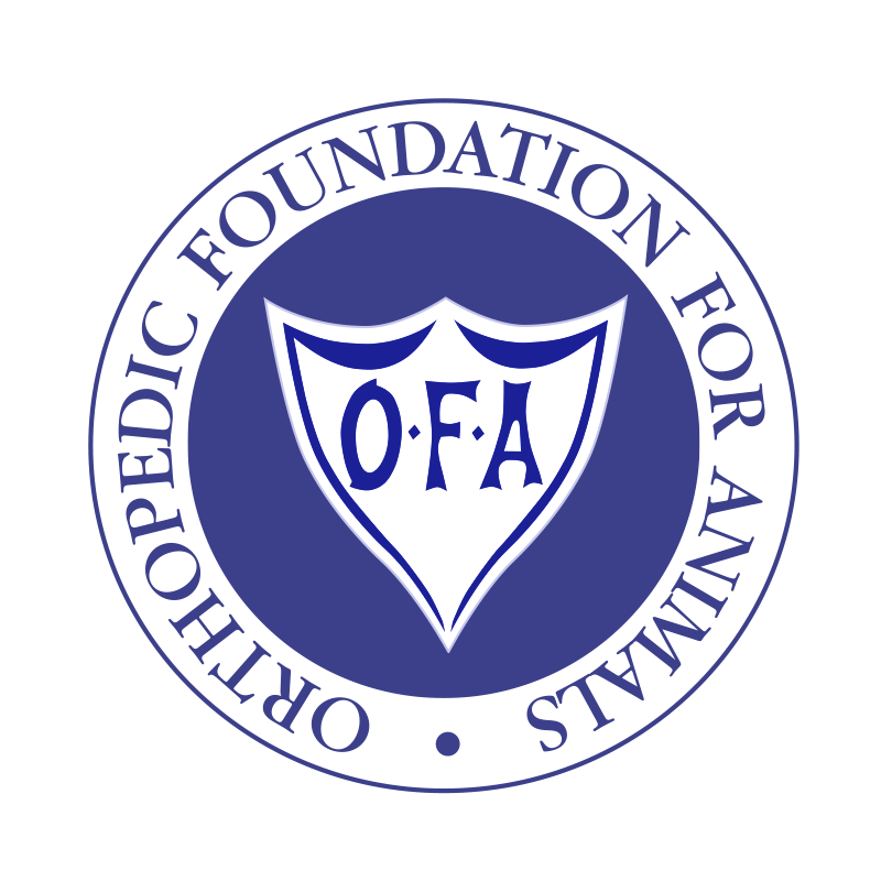 Orthopedic Foundation for Animals  Organization for evaluation of canine orthopedic structure: hips, elbows, certification for eyes, and more