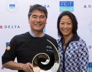Roy & Denise Yamaguchi – Hawaii Food & Wine