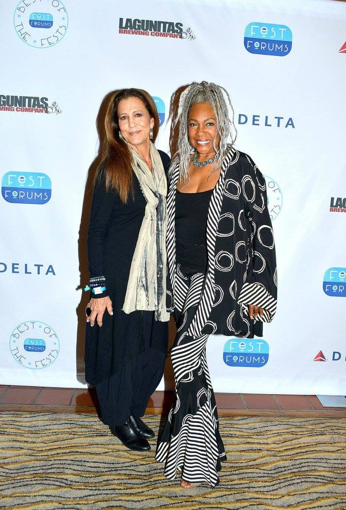 Rita Coolidge & Mary Wilson