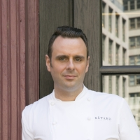 Markus Glocker   Chef & Partner,  Bâtard restaurant