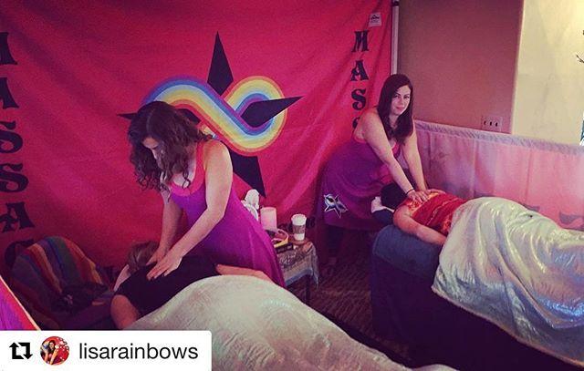 #Repost @lisarainbows with @repostapp ・・・ #tbt RRRS Massage at FestForums SB. Just 2 more weeks till FestForums NYC!! 💕 @festforums #festforums #santabarbara #nyc #throwback #throwbackthursday #rainbows #rockstar #rejuvenation #station #rrrs #massage #health #wellness #onthego #ontour #musicfestival #concert #event #festivalseason #festivallife #musicindustry #musicislife #music #love #loveandgratitude #goodvibes #goodtimes