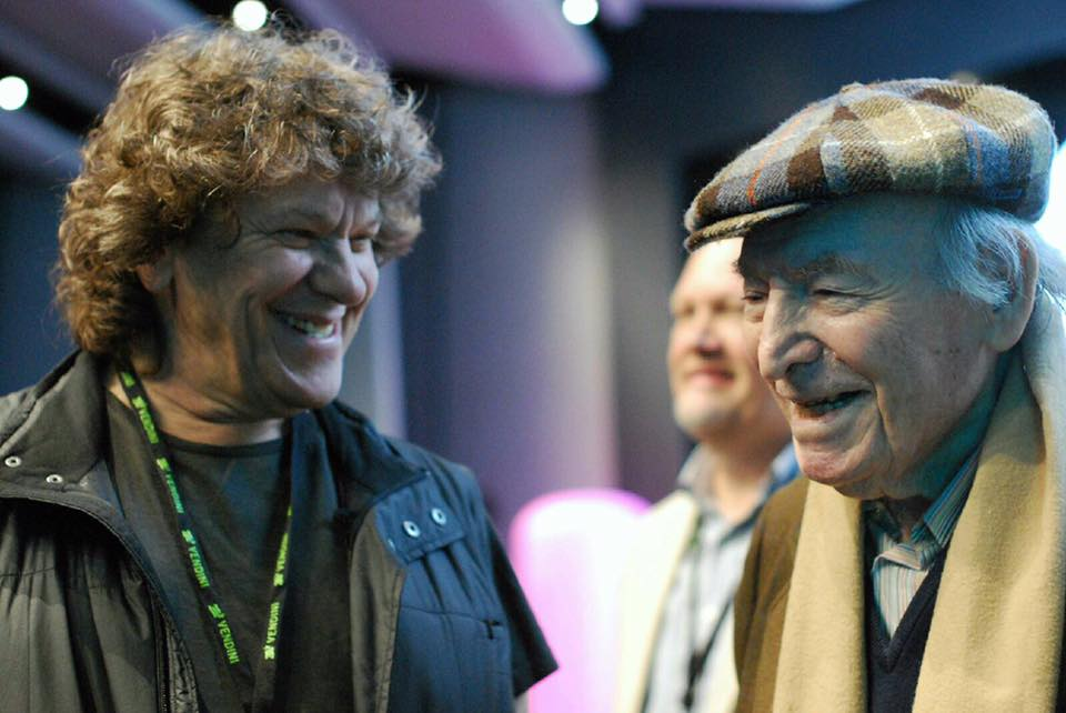 Michael Lang & George Wein