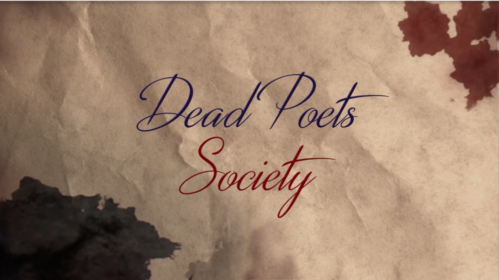 DEAD POETS SOCIETY TITLES