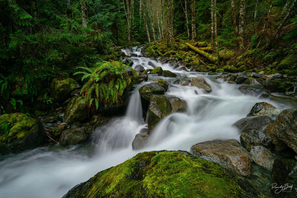 Grade Creek Falls